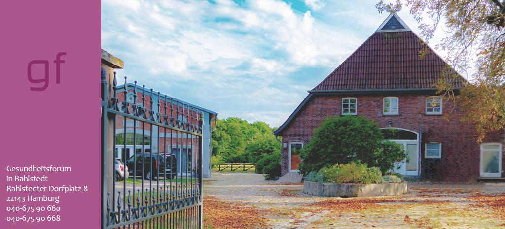 Gesundheitsforum in Rahlstedt